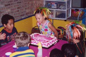 Birthday Parties at RFCC