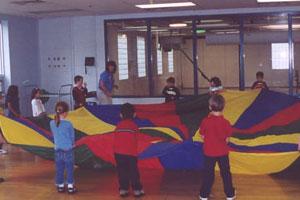 Birthday Parachute