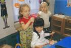 1/2 Day Preschool (Miss Dana)