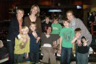Mother-Son Bowling