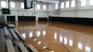 Gymnasium North East View