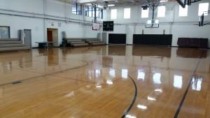 Gymnasium North West View