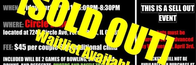 ( SOLD OUT) Mom & Son Bowling Night (grades K-7th)