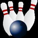 Mom/Son Bowling